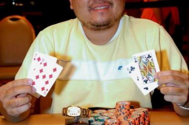 2009 WSOP: $1,500 Omaha Hi/Lo Събитие #3, Ден 3 – Thang Luu Успешно... 0001