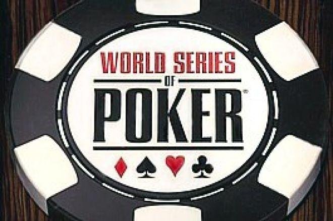WSOP 2009 päevik (5): Algas $10.000 7-Card Stud 0001