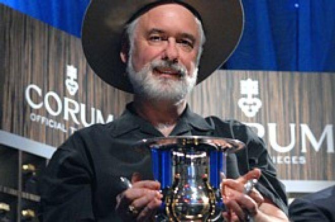 WSOP 2009 päevik (6): Tom McEvoy võidukas tšempionite turniiril 0001