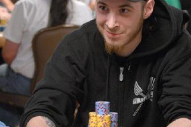 2009 WSOP: Evento#7 - $1,500 No-Limit Hold'em, Dia 1 – Greeley Acaba na Frente 0001