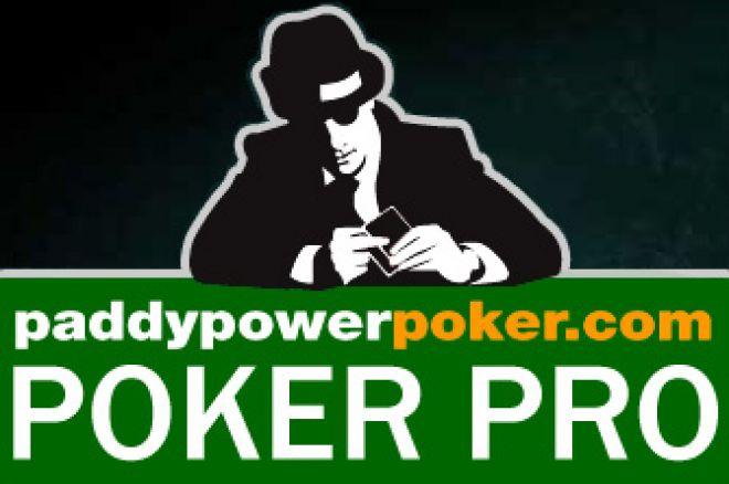 Viva o Sonho e Seja o Primeiro Paddy Power Poker Pro 0001