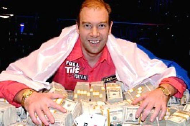2009 WSOP: $40,000 ノーリミットホールデム イベント#2 デイ4... 0001