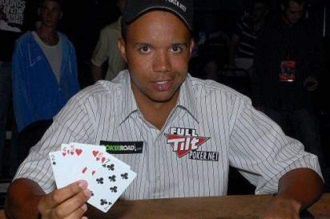 Phil Ivey wint zesde WSOP bracelet in Event 8 - $2500,- No Limit Deuce to Seven Draw 0001
