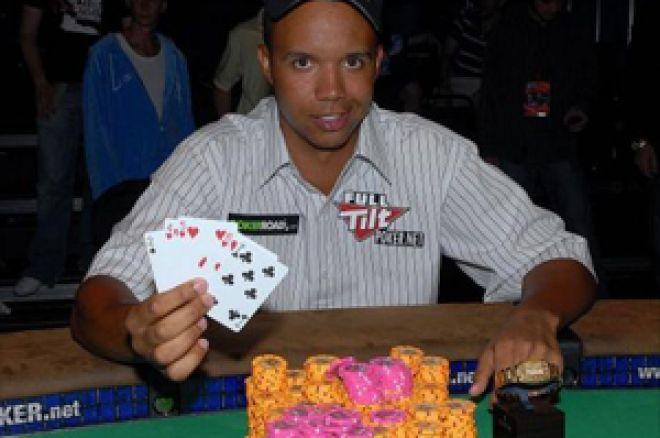WSOP 2009: Phil Ivey Conquista a 6ª Bracelete no Evento#8 0001