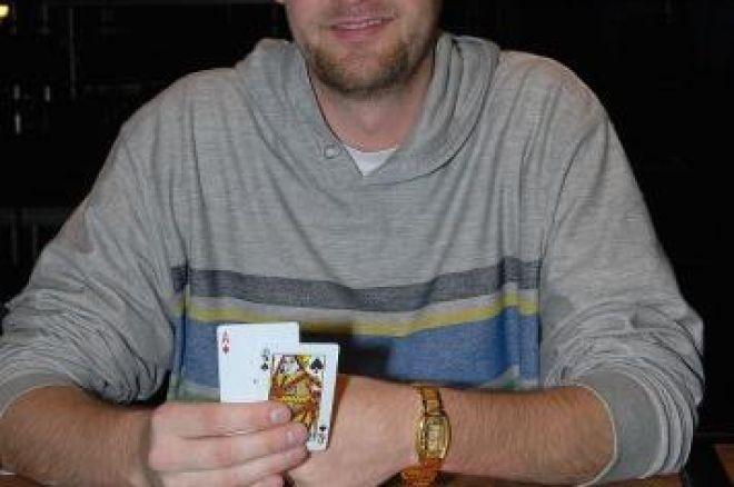 2009 WSOP: $1,500 No-Limit Hold'em Събитие #7, Ден 3 – Победа за Johnson 0001