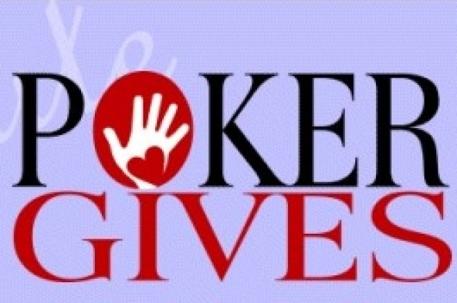 PokerGives logo