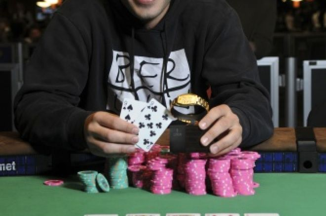2009 WSOP: $2,500 Pot-Limit Hold'em/Omaha Събитие #10, Ден 3 – Rami Boukai... 0001