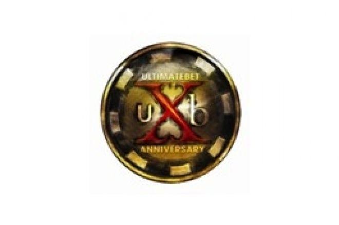 UltimateBet X logo