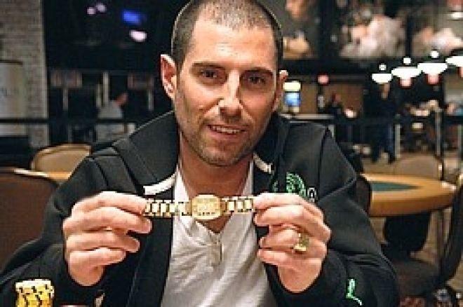 WSOP 2009: Event #1 - $500 turnaj zaměstnanců kasína – Cohen získává první náramek 0001