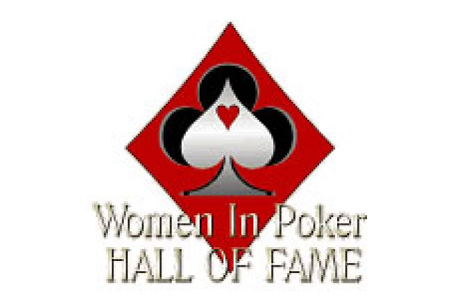 woman in poker hall of fame