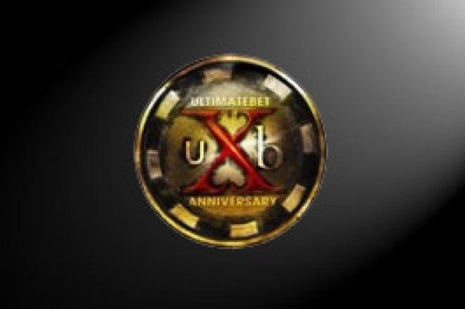 Continua la Promozione WSOP da $10 Milioni per il 10° Anniversario di UltimateBet 0001