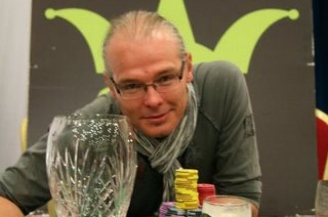 Raymond Beytrison wins ShortHanded Festival, 5 Way Chop DTD Deepstack 0001