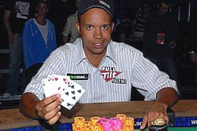 2009 WSOP: $2500 No-Limit Deuce-to-Seven Draw Event #8 – Phil Ivey vyhrál svůj šestý... 0001