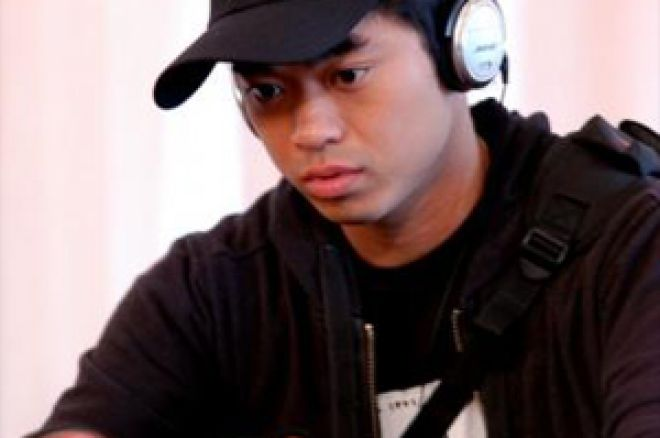 WSOP 2009: Video Blog - Theo Tran #3 0001