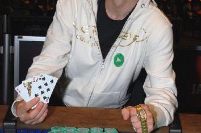 2009 WSOP: $10,000 Mixed Събитие #12 – Ville Wahlbeck Взе Гривната 0001