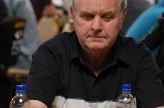 WSOP 2009 - Björin bubblar Event #18 0001