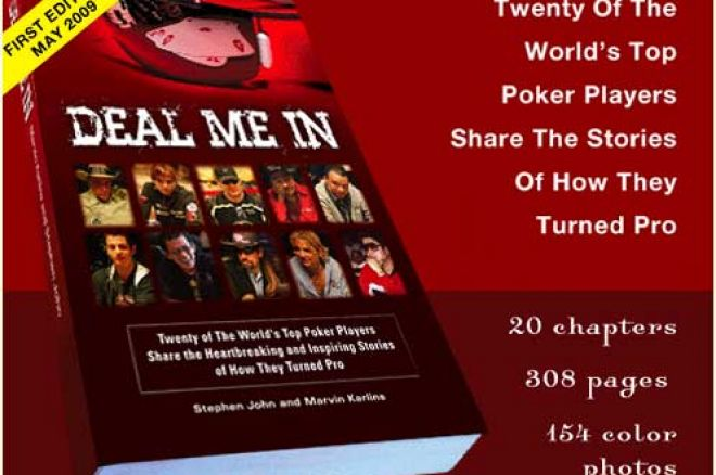 Libros de póquer: 'Deal Me In', escrito por Stephen John y Marvin Karlins 0001