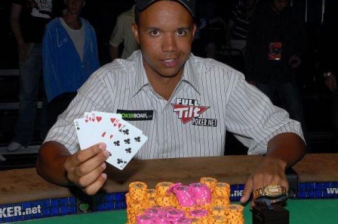 WSOP 2009 - Resultat Event #7-8, Ivey vinder sjette armbånd 0001