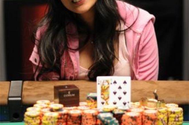2009 WSOP: Lisa Hamilton Спечели Събитието За Дами #17 0001