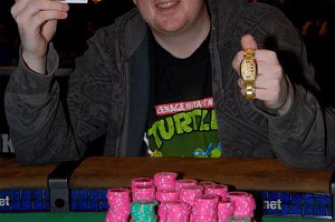 WSOP 2009: Evento#21 - Zac Fellows Já Tem a Bracelete no Pulso 0001