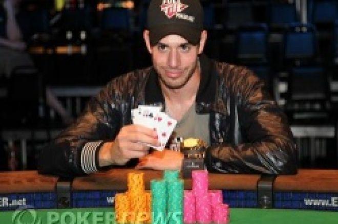 WSOP 2009 päevik (16): Deuce to Seven Draw maailmameistriks tuli Nick Schulman 0001