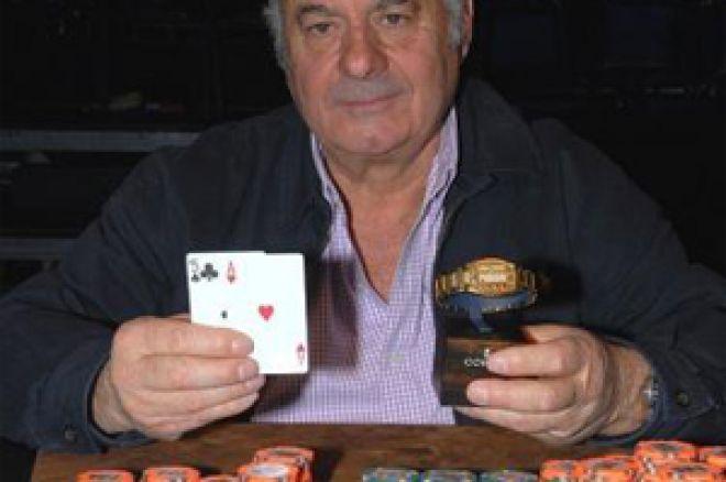 WSOP 2009: Evento#24 - Panayote Vilandos Leva Ouro Para Casa 0001