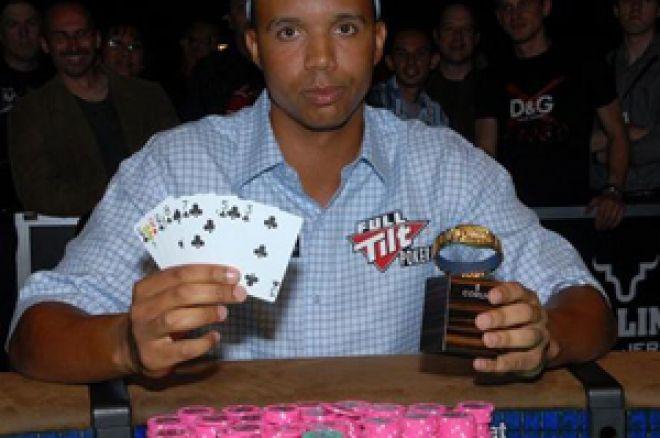 WSOP 2009: Evento#25 - Phil Ivey Conquista Sétima Bracelete 0001