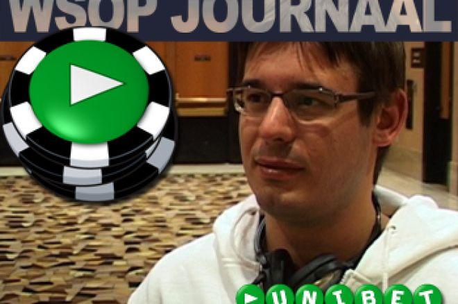 Unibet WSOP Journaal | Dag 18 Up's en downs 0001
