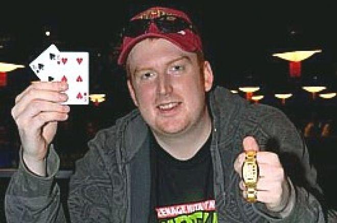 2009 WSOP: HORSE #21, Fellows získává náramek v epickém finále 0001