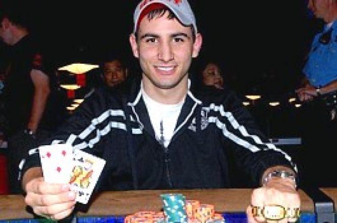 2009 WSOP: Carris posledním přeživším na Event #22 - NLHE Shootout 0001