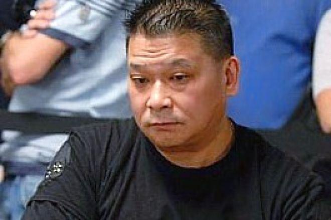 WSOP 2009: Johnny Chan в погоне за 11 браслетом на турнире #29, $10 000 World Championship Heads-up No-Limit Hold'em 0001