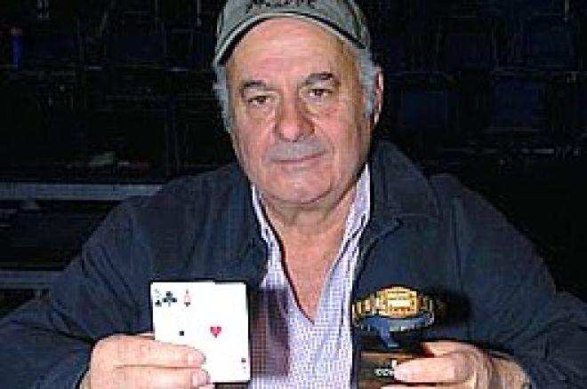 2009 WSOP: NLHE #24 - Pete Vilandos vyhrává druhý náramek 0001