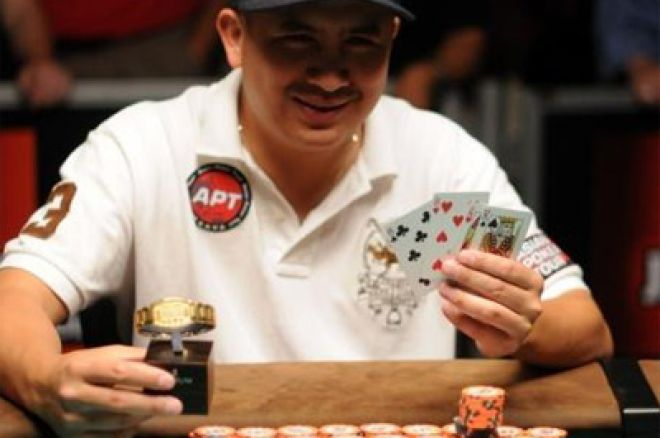 WSOP 2009: J.C. Tran Reclama o Ouro no Evento 30 – $2,500 Pot Limit Omaha 0001