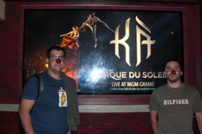 WSOP 2009: Dia#1 e Dia#2  - BlocoDaBarra Em Las Vegas 0001