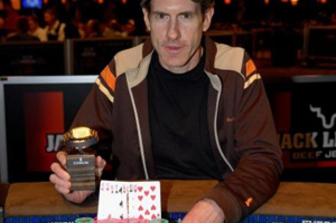 WSOP 2009: Evento#31 - James Van Alstyne Doma o Cavalinho 0001