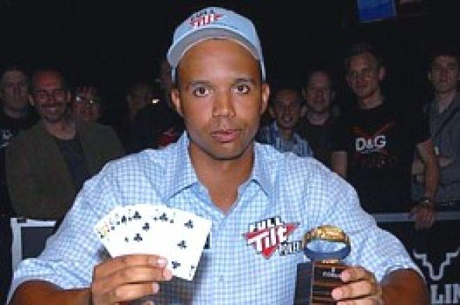 2009 WSOP:ミックスイベント#25 Phil Ivey 7つ目のブレースレット獲得 0001