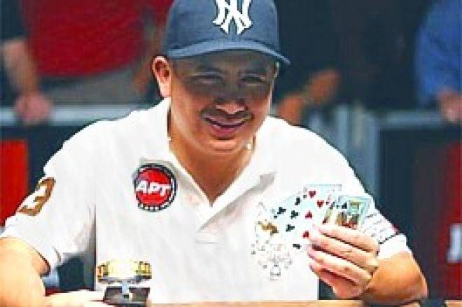WSOP 2009: J.C. Tran получает второй браслет WSOP на турнире #30, $2 500 Pot-Limit Omaha 0001