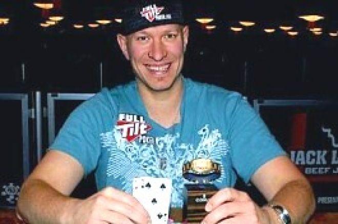 WSOP 2009: Greg Mueller получает первый браслет в турнире #33... 0001