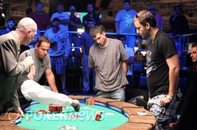WSOP 2009 päevik (23): Richard Austin võidukas Omahas, Mizzi teine 0001