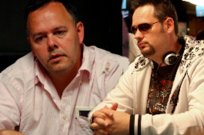 Marc Naalden chipleader €2000,- Limit toernooi 0001