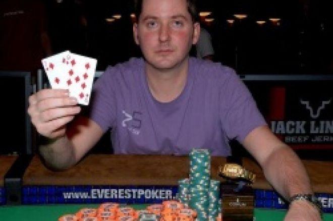 WSOP 2009: NLHE #36, Jordan Smith Ganhou a Sua Primeira Bracelete 0001