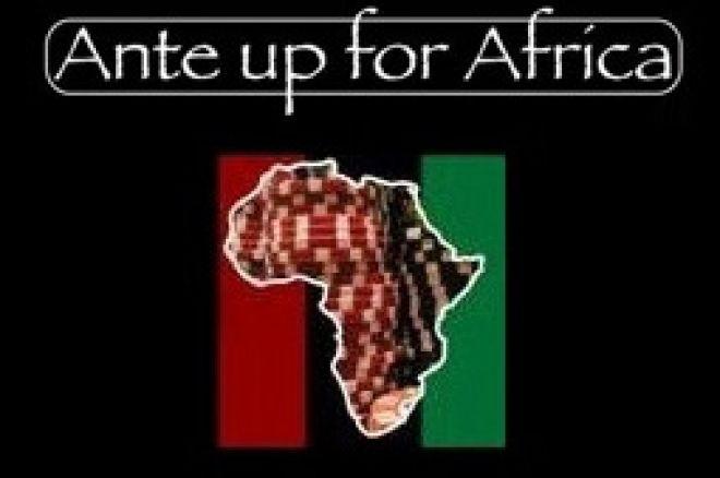 Lista de Estrelas Para o 'Ante Up For Africa' Continua a Crescer 0001