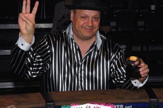 WSOP 2009 - Resultat Event #31-37, Lisandro vinner andra armband 0001