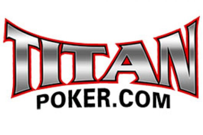 Titan Poker $500 PokerNews Cash Freerolls