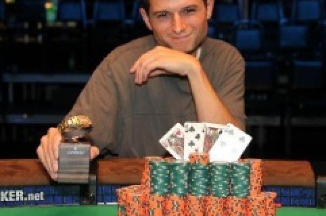 2009 WSOP: Richard Austin voittaa tapahtuman 35, $5,000 Pot Limit Omaha ja muita uutisia 0001