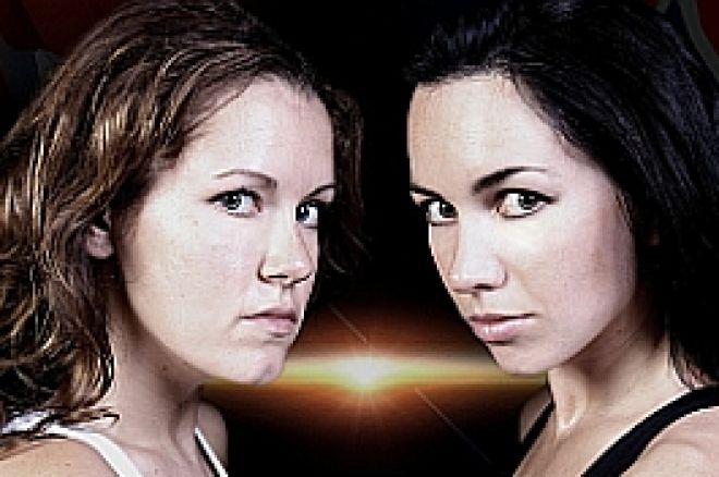 Liv Boeree vs Melissa Castello - Exclusive Pokernews Womens Boxing Match 0001