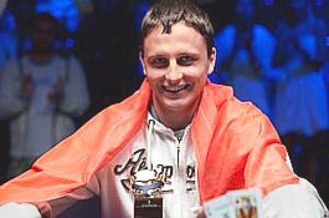 WSOP 2009 päevik (27): agressiivse shootoudi võitis Ungari pokkerimängija 0001