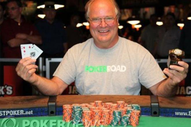 WSOP 2009: Michael Davis Venceu o Evento#43, $1,000 Seniors 0001