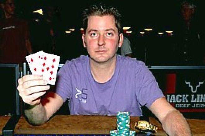 2009 WSOP: NLHE #36 Jordan 長時間のファイナルテーブルを制する 0001