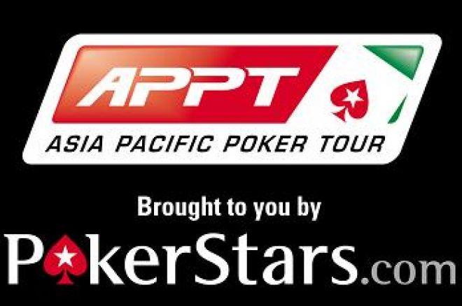PokerStars Annonserer 3. Sesongen av Asia Pacific Poker Tour 0001